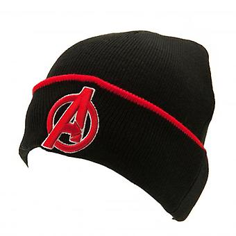 The Avengers Knitted Hat Junior TU