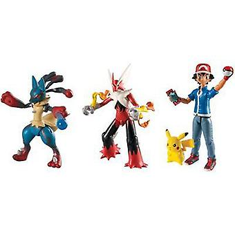 Bizak Figure Hero Pokémon Pack Assorted (Toys , Action Figures , Dolls)