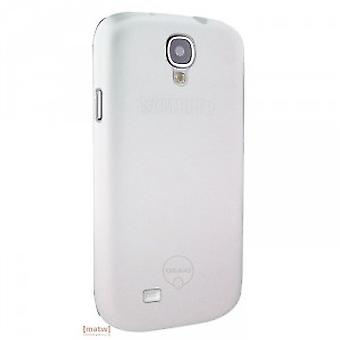 Ozaki OC701TR coat 0.4 jelly cover Galaxy S4 i9500 transparent