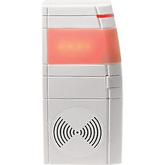 HomeMatic Wireless door chime with light signal 85977 1-channel