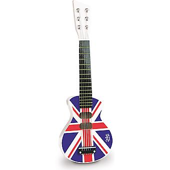 Vilac Union Jack Rock'n'roll Guitar