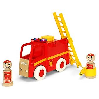 BRIO Light and Sound Fire Truck 30383