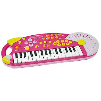 Bontempi Electronic Keyboard 32 keys With Lights