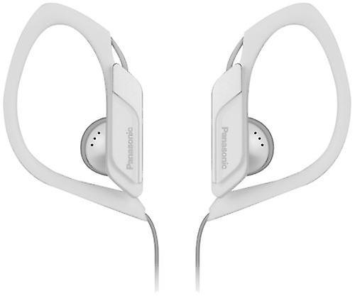 Panasonic Wasser/Schweiß resistent In Ear Sport Kopfhörer - weiß