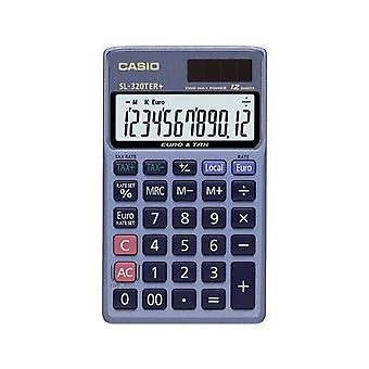 Casio Pocket Calculator with Tax Caculations (SL320T)