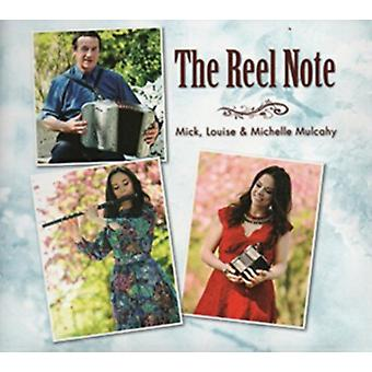 The Reel Note by Louise & Michelle Mu