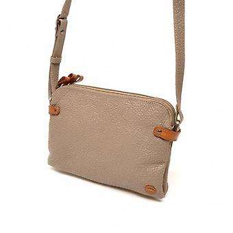 Chamonix 125-093-76 Berba Learn ladies bag Crossover Taupe