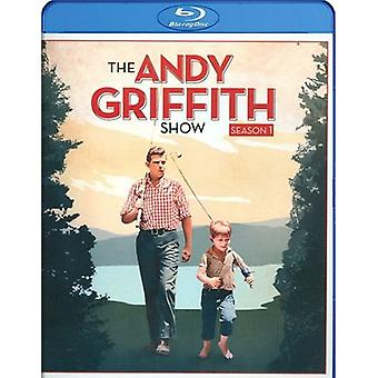 Andy Griffith Show: Complete First Season [BLU-RAY] USA import