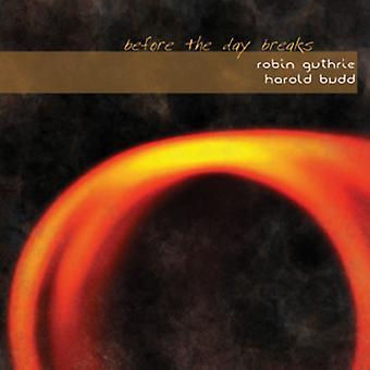 Guthrie/Budd - før dag bryder [CD] USA importen