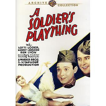 Soldier's Plaything (1930) [DVD] USA import