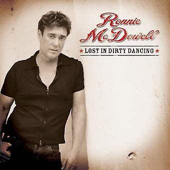 Ronnie McDowell - tabt i Dirty Dancing [CD] USA import