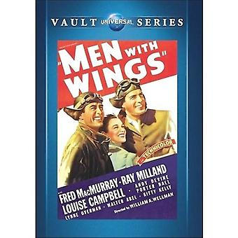 Men with Wings [DVD] USA import