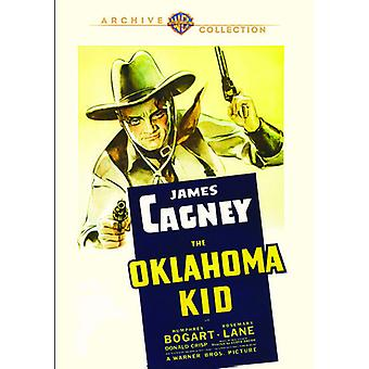 Oklahoma Kid (1939) [DVD] USA importere