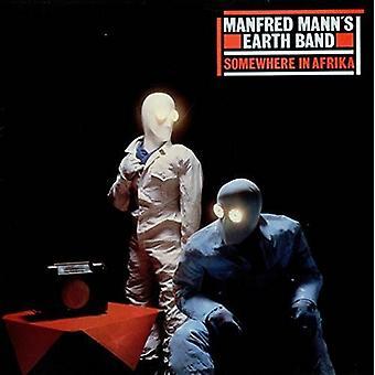 Manfred Mann jorden Band - et eller andet sted i Afrika [Vinyl] USA import