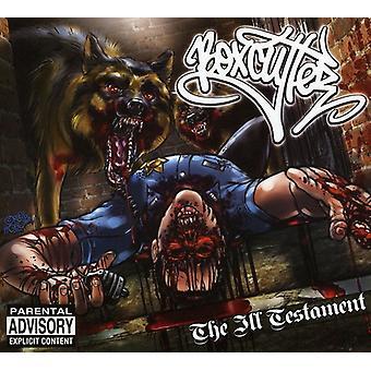 Boxcutter - Ill Testamente [CD] USA importerer