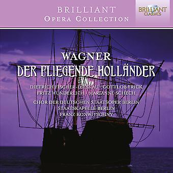 R. Wagner - Wagner: Der Fliegende Hollander [CD] USA import