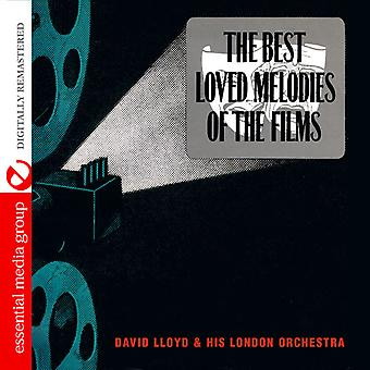 David Lloyd - Best Loved Melodies of the Films [CD] USA import
