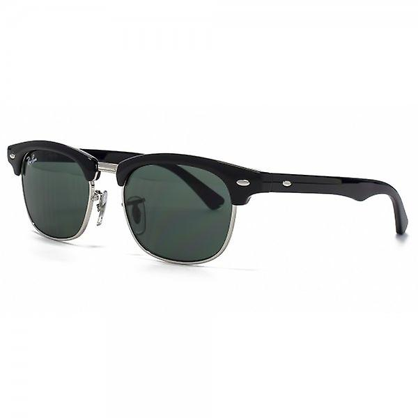 Ray-Ban occhiali da sole Clubmaster Junior In nero verde