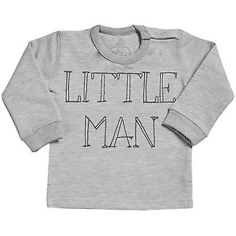 Spoilt Rotten Little Man Design Long Sleeve Sweater