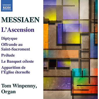 Messiaen / Winpenny - Messiaen: l [CD] USA Import