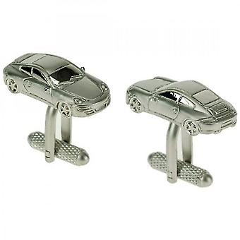 Onyx-Art Sports Car Cufflinks