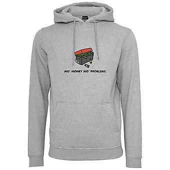 Mister tee Hoody - shoebox heather grey