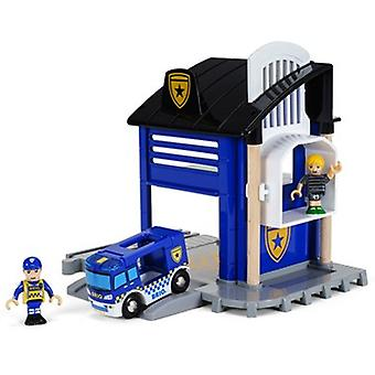 BRIO Police Station Light and Sound 33813