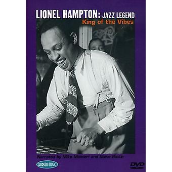 Lionel Hampton - Jazz legenden-kongen af Vibes [DVD] USA importen