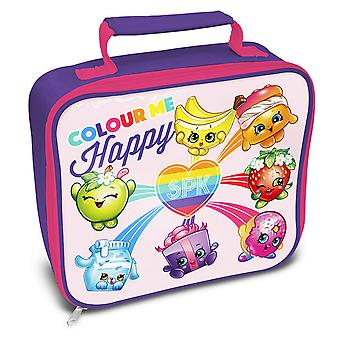 Shopkins Official Rainbow Celebration Lunch Bag
