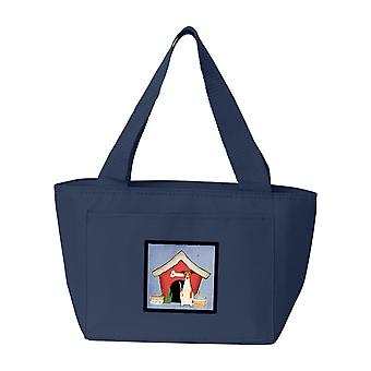 Carolines Treasures  BB2853NA-8808 Dog House Collection Whippet Lunch Bag