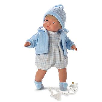 Llorens Crying Pablo (Toys , Dolls And Accesories , Baby Dolls , Dolls)