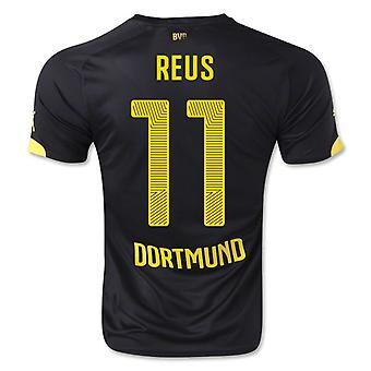 2014-15 Borussia Dortmund Away Shirt (Reus 11) - Kids