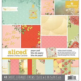 Paper House Double-Sided Paper Pad 12