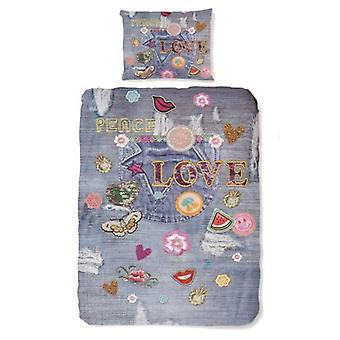 Duvet Cover Patchy Love