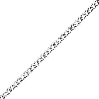 Plain - 925 Sterling Silver Single Chains
