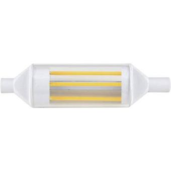 LED R7s Tubular 3.5 W = 40 W Warm white (Ø x L) 20 mm x 78 mm EEC: A+ DioDor Filament 1 pc(s)
