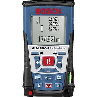 Bosch Professional GLM 250 VF Laser range finder 1/4 (6.3 mm) tripod adapter
