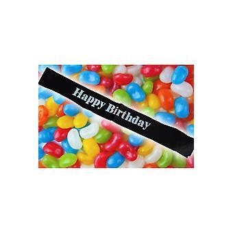 Tilbehør til lykke med fødselsdagen skærf