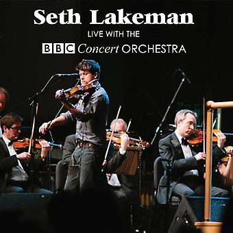 Live With The BBC Concert Orchestra by Seth Lakeman