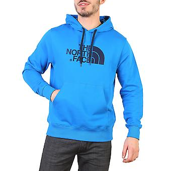 The North Face Men Sweatshirts Blue
