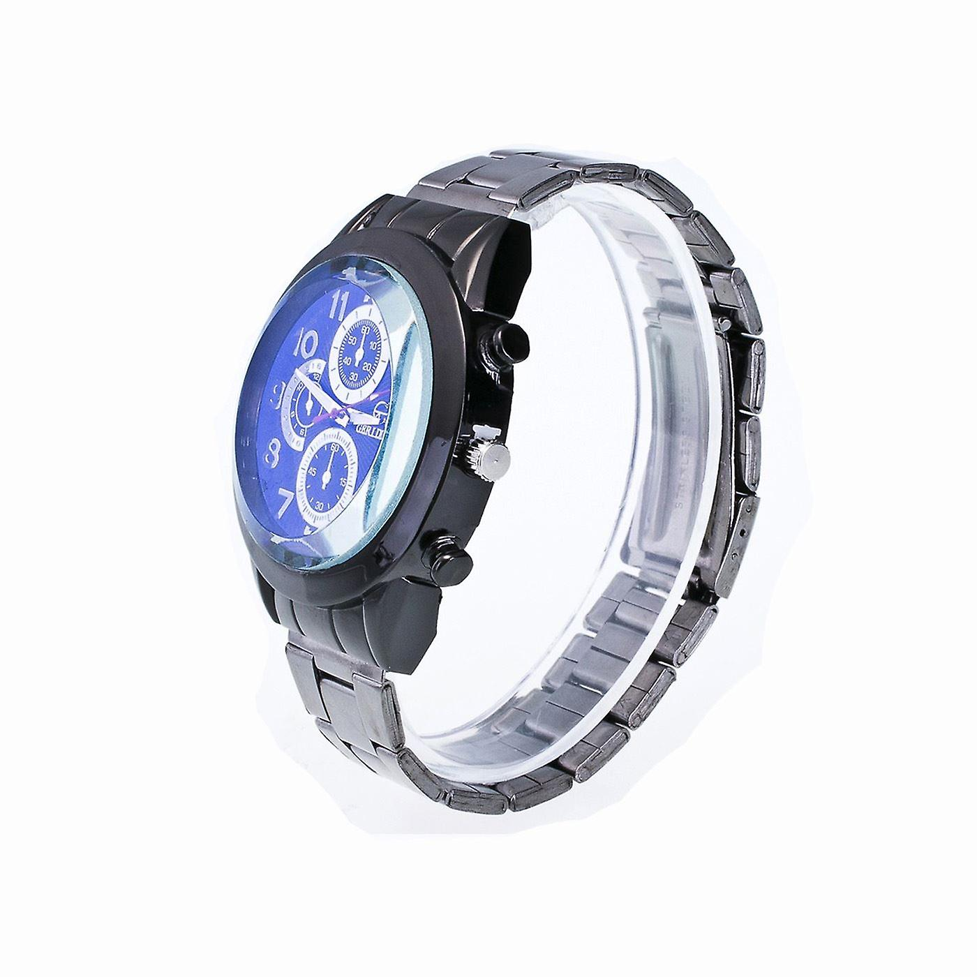 Smart BLUE Watch Mens Boys Gift Present Birthday Xmas TOP QUALITY UK SELLER