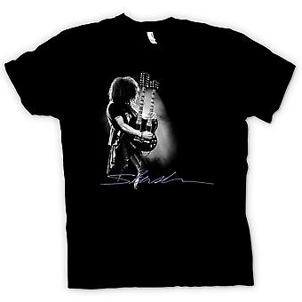 Womens T-shirt - Guns n Roses - Slash Twin Guitar