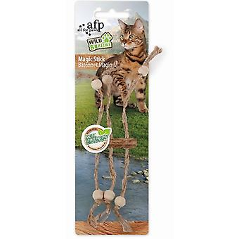 AFP Juguete Wild&Nature Gatos  Magic (Gatos , Juguetes , Peluches y plumas)