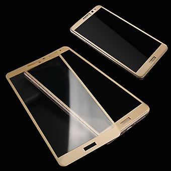Full tempered glass 0.26 mm thin H9 shock gold for Huawei P10 plus protective cover new