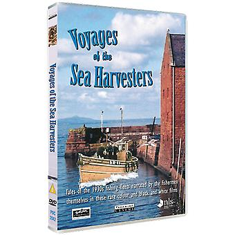 Voyages of the Sea Harvesters DVD