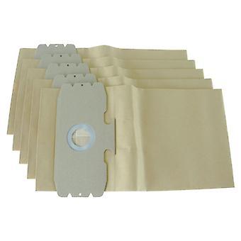 AEG Vampyr 6002 støvsuger støv papirposer