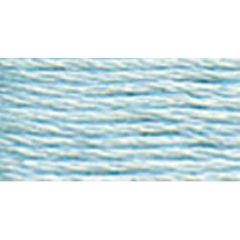 Anchor 6-Strand Embroidery Floss 8.75Yd-Sea Blue Light