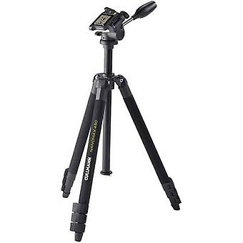 Cullmann Nanomax 450 RW20 Tripod 1/4, 3/8 ATT.FX.WORKING_HEIGHT=17 - 145 cm Black