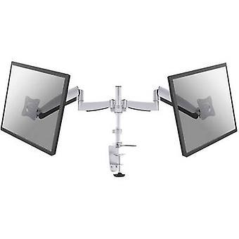 NewStar FPMA-D950D 2 x Monitor scrivania montaggio 25,4 cm (10) - 68,6 cm (27) orientabile/inclinabile, girevole