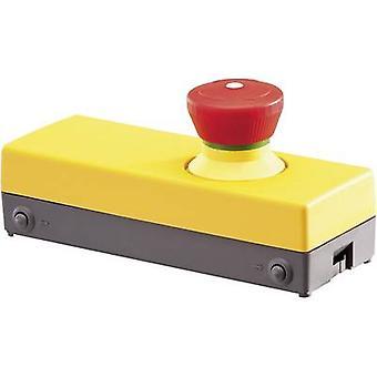 Schlegel MBW_FRVKLOO EPO switch + enclosure 250 V AC 2 breakers, 2 makers 1 pc(s)